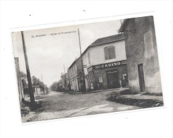69 - LA PLAINE : Route De Francheville, Magasin CASINO - Frankreich