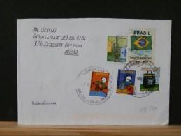 49/990   LETTRE  BRAZIL - Briefe