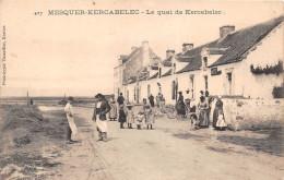 ¤¤  -   427   -  MESQUER  -  KERCABELEC   -  Le Quai De Kercabelec  -  Buvette   -  ¤¤ - Mesquer Quimiac