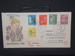 PAYS BAS - Détaillons Collection De Série Sur Premier Jour - Lot N° 6311 - FDC