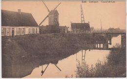 24984g  MOLEN - MOULIN - PONT - LOOVAART - CANAL De LOO - Lo-Reninge