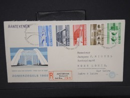 PAYS BAS - Détaillons Collection De Série Sur Premier Jour - Lot N° 6313 - FDC