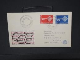 PAYS BAS - Détaillons Collection De Série Sur Premier Jour - Lot N° 6318 - FDC