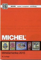 MlCHEL Mittelamerika Part 1/II Katalog 2015 New 84€ Stamps Catalogue Panama Honduras Guatemala Costa Rica Middle-America - Stamps