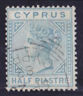 Chypre N°9a - Vert-émeraude - TB - Chypre (République)