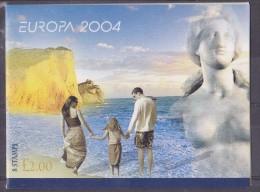 Chypre N°1043/1044 - Carnet - Neuf ** -  Superbe - Chypre (République)