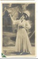 Cp, Artiste, Greuze, Voyagée 1908 - Artistes