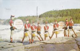 """Les """"FAMEUX"""" Cadets De SHAWINIGAN , Quebec , Canada , PU-1988 - Non Classés"""