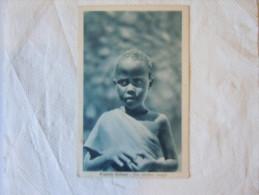 SOMALIA  ITALIANA- TIPO BAMBINO SOMALO - Somalia