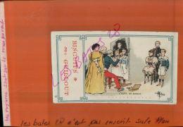 CHROMOS  BISCUITS GUILLOUT  Chromo  Litho L'Elève De Bonnat Par Guillaume      MAI  2015  849 - Guillaume