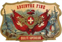 ABSINTHE  FINE   N1 - Otras Colecciones