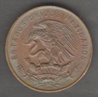 MESSICO 20 CENTAVOS 1964 - Messico