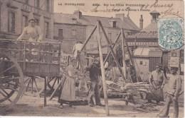Fécamp Pesage De La Morue N° 4054 Sur Les Côtes Normandes - Fécamp