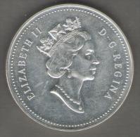 CANADA DOLLAR 1991 FRONTENAC - Canada