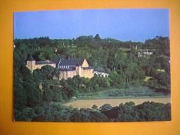 Cpm  LANDEVENNEC  -  29  -  L'Abbaye Dans Son écrin De Verdure  -  Finistère - Landévennec