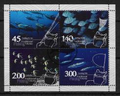 TOKELAU ISLANDS 2015 FISHING M/S USED