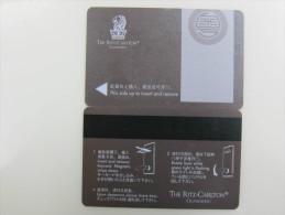 The Ritz-Carlton Guangzhou - Hotel Keycards