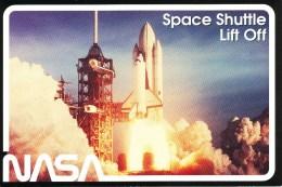 Postcard, NASA, Space Shulltle - Sterrenkunde