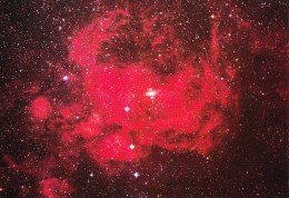 Postcard, Astronomy, Nebula In The Constellation Scorpius, NGC6357 - Sterrenkunde