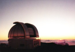 Postcard, Astronomy, Telescope Mauna Kea Hawaii - Sterrenkunde