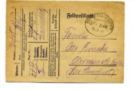 Corbetha  Deuben - Carte  Feldpostkarte   De  1918 - Deutschland