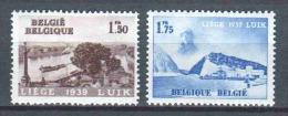 Belgium 1938 Mi 484-485 MH - Belgien