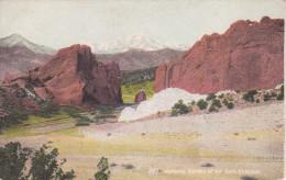 Estados Unidos-Colorado--Gateway Gardenm Of The Gods Colorado-- - Aurora (Colorado)