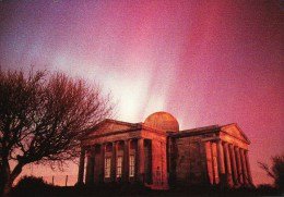 Postcard, Astronomy, Edinburgh Observatory - Sterrenkunde