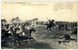 45  ENVIRONS DE MONTARGIS  -  COMBAT DE JURANVILLE 1870 - France
