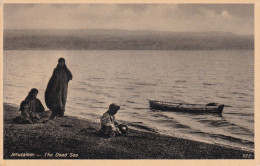 Palestina--Jerusalem--The Dead Sea--La Mer Morte - Palestina