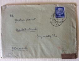 Feldpost Gotenhafen ( Polonia) Timbro Retro Aperto Censura Oberkommando - Documents
