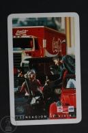 Advertising Coca Cola Pocket Calendar 1992 Spain - Edited: Heraclio Fournier Vitoria, Spain - Calendarios