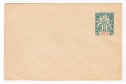 C4. St-Pierre Et Miquelon. Type Groupe. Entier Postal Neuf. Env  5c - St.Pierre Et Miquelon