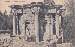 Libano --Baalbeck--Temple De Venus - Líbano