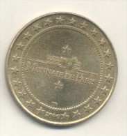 LES CHAMPS ELYSEES MONNAIE DE PARIS TURISTICA MEDAILLE SOLD AS IS - Monnaie De Paris