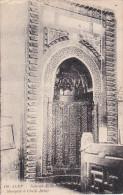 Siria--Alep--1926--Nehrab Dans Mosquee A Cheik-Bekir-- - Siria
