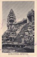 Camboya--Angkor--Aile Nord De La Façade Ouest De 3º Etage - Camboya