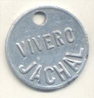 CAMPING VIVERO SAN JOSE DE JACHAL PROVINCIA DE SAN JUAN REPUBLICA ARGENTINA CIRCA 1980 RARE TURISTICO TOURISME - Professionals / Firms