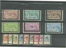 Sociaux Postaux - Revenue Stamps