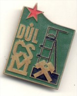 PIN ORIGINAL ESCALIER STAIR STAIRS ESCALERA TRAVAIL WORK TRABAJO PIN - Badges