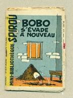 """Petit Livret Collection Mini-Bibliothèque Mini-Récit """" SPIROU """" N°73 - Bobo S'évade à Nouveau - TB.Etat - Livres, BD, Revues"""