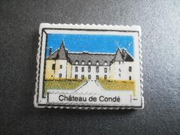 BOULANGERIE DEVISSCHER RIBECOURT 60 - CHATEAU DE CONDE - CHATEAUX DE L´OISE - FEVE BRILLANTE - Région