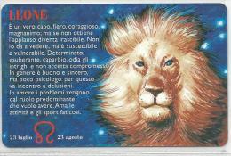 SCH247 - S. MARINO - ZODIACO - LEONE - NUOVA - DA LIRE 3000 - San Marino