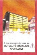 1994 - Mutualités Socialistes CHARLEROI - Petit Format : 1991-00