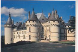 CHAUMONT (41-Loir Et Cher), Le Château, Entrée, Ed. Cartolaser - Other Municipalities