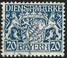 Bayern        Michel      Dienst     28                  O                       Gebraucht - Bavaria
