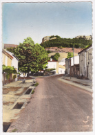 En Passant Par Dourgne - Avenue Du Maquis - Circulé 1989, Flamme Parlante - Dourgne