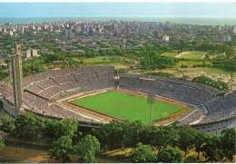 Football Stadium Estadio Stade Stadio Centenario Montevideo Uruguay Calcio Sport - Calcio