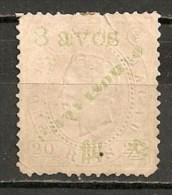 Timbres - Portugal - Macao - 1894 - 20 Reis - - Macao