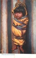 INDIENS  A WALAPAI INDIAN  PAPOOSE - Indiens De L'Amerique Du Nord